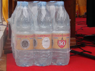 Golden Jubilee Water